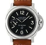 Panerai Luminor Marina mechanical-hand-wind mens Watch (Certified Pre-owned)