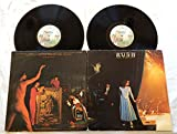 Rush Exit... Stage Left DOUBLE LIVE LP - Mercury Records 1981 - MASTERDISK BOB LUDWIG