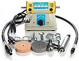 SEAAN Jewelry Rock Gem Polishing Buffer Machine