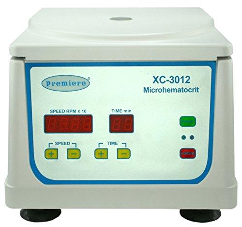 Microhematocrit Centrifuge - Premiere XC-3012 Bench-Top Microhematocrit Centrifuge, 12,000 rpm