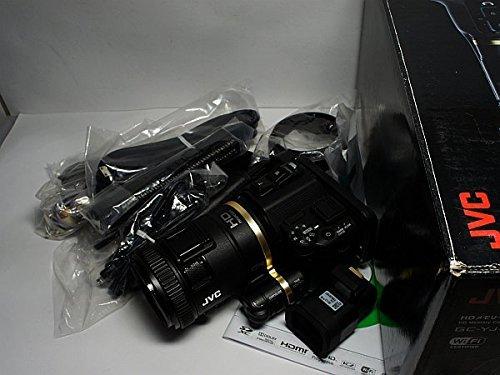 JVC ハイビジョン メモリームービー GC-P100量販店モデル GC-YJ40   B00U20AP8U