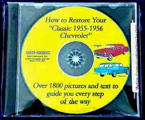 55 chevy restoration guide