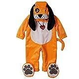 Mengbeibei Unisex Baby Puppy Love Costume Reindeer Halloween Cosplay Infant Pajamas Set (6-12 Months)