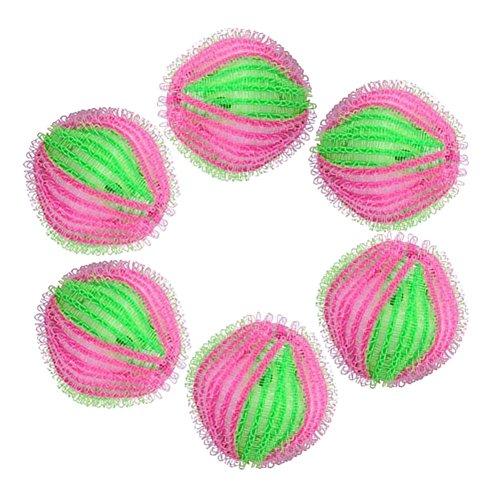 Lint Grabbing Balls - 6