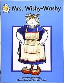 Story Box, Mrs. Wishy-Washy: Cowley, Joy: 9780780274662: Amazon.com: Books