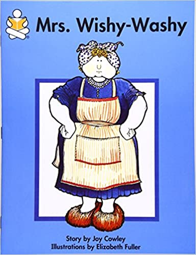 Image result for mrs wishy washy book