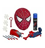 : Spider-Man 3 Reversible Red-to-Black Spider-Man Mask and Web Blaster