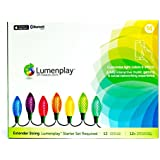 Lumenplay App-Enabled Lights - 1101484 - Classic C9 Extender String