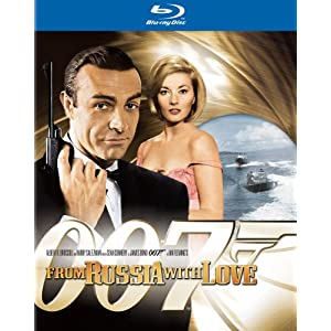From Russia with Love [Blu-ray] (2012)