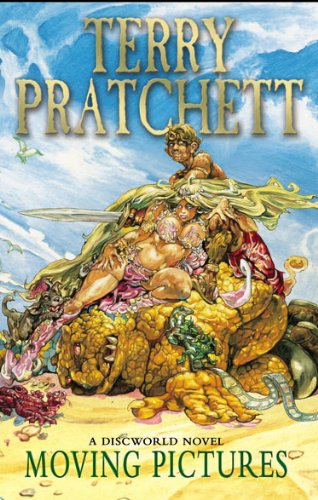 MOVING PICTURES 10 (Discworld, Band 10)