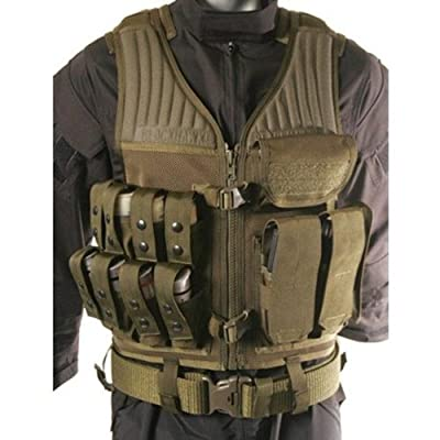BLACKHAWK! Omega Operator Olive Drab Vest - 40mm/Rifle