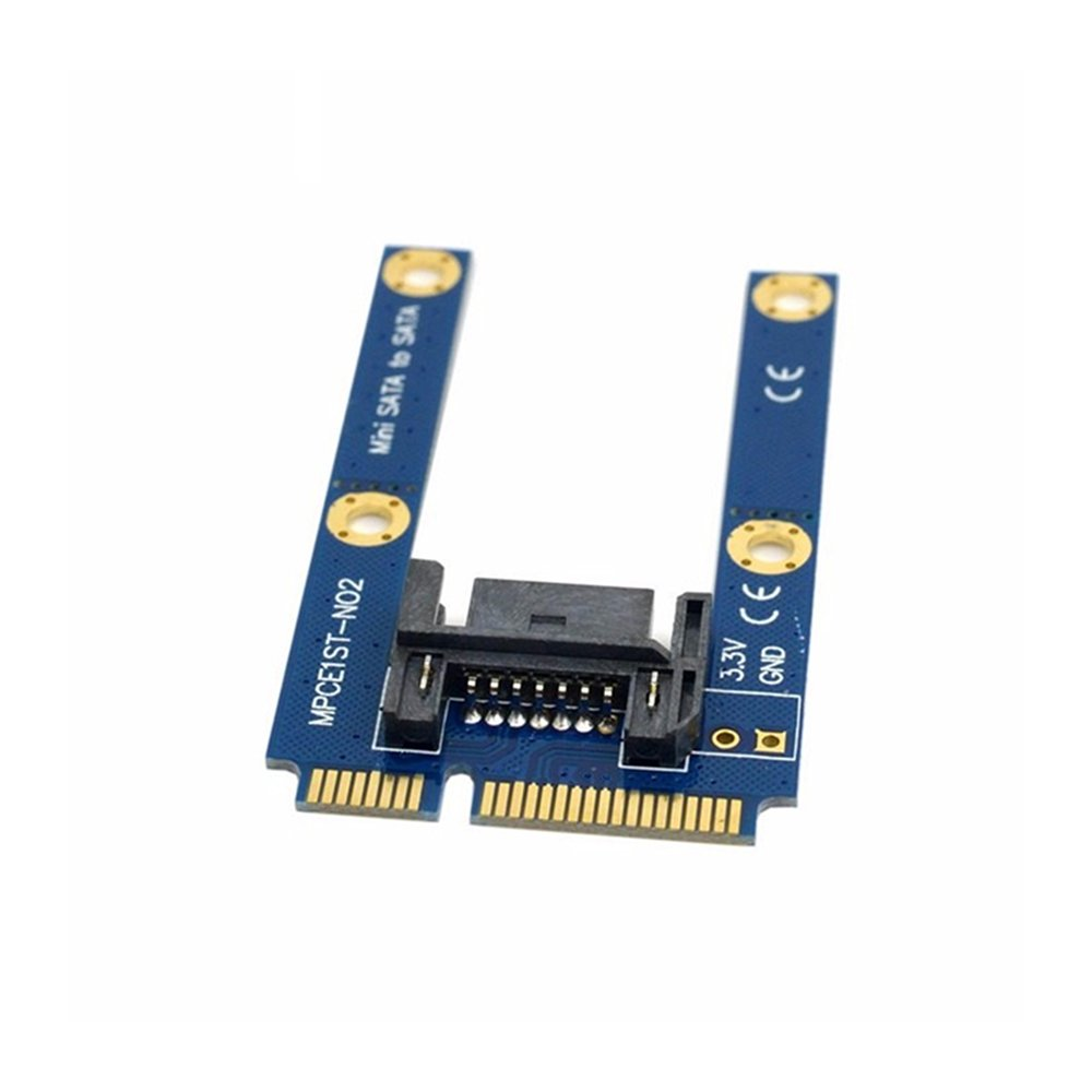 Huimai 50mm Mini pcie PCI-E pci Express pci-Express mSATA SSD a ...