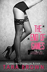 The End of Games (The Single Lady Spy Series Book 2) (English Edition)