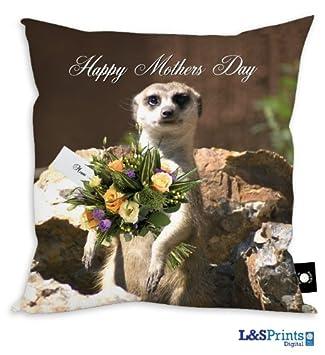 Amazon.com: Feliz día de la madre de suricato con diseño de ...