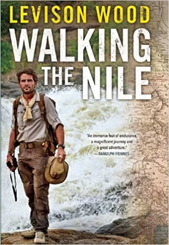 Walking the Nile, book by Levison Wood