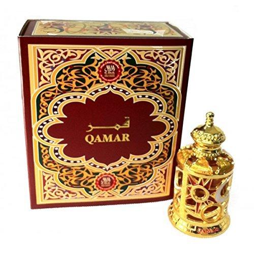 QAMAR - By Al Haramain Al Halal Popular Best Selling Arabian Perfume Oil Attar Itr New by Al Haramain (Al Haramain Perfumes)