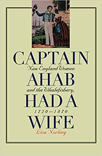 Image result for lisa norling captain ahab had a wife