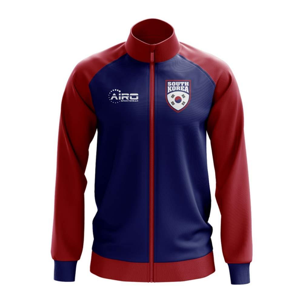 Airo Sportswear South Korea Concept Football Track Jacket (Blau)