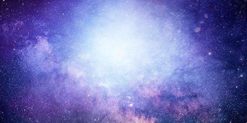 Galactic Core - 2ft x 4ft Drop Ceiling Fluorescent Decorative Ceiling Light Cover Skylight Film