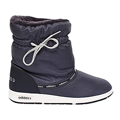 ADIDAS NEO WARM COMFORT BOOT DAMEN WINTER STIEFEL SCHWARZ on