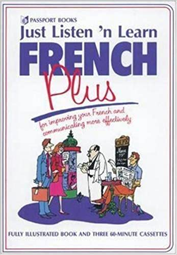 Just Listen 'N Learn French Plus by Brian Hill (2000-01-11)