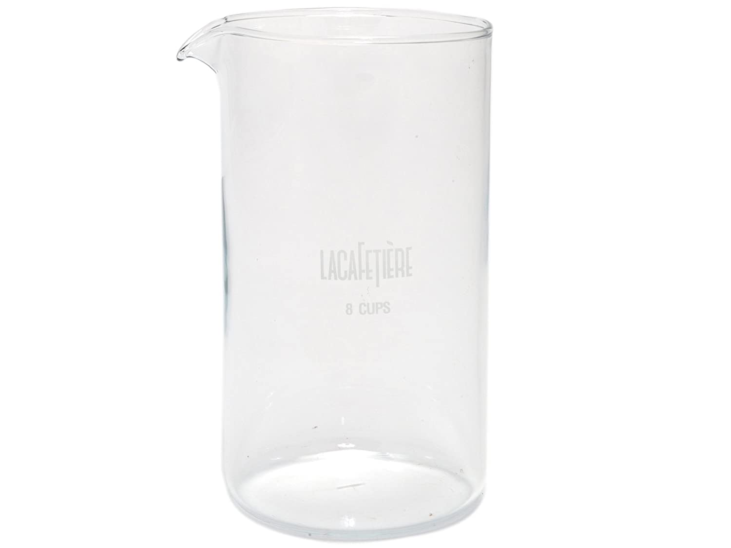 La Cafetière 8 Cup Replacement Beaker, Transparent – 1 L (1.75 pints) C20108 Coffee maker teapot coffee pot