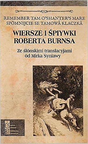 Wiersze I Spiywki Roberta Burnsa Robert Burns