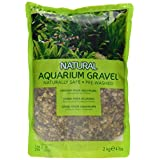 Marina 12530 Decorative Natural Gravel-Natural Grey Creek, 2kg
