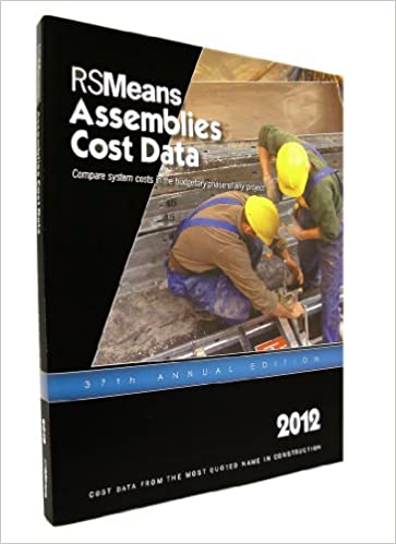 RSMeans Assemblies Cost Data 2012 (Means Assemblies Cost Data)
