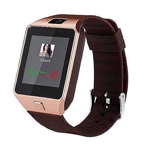 Amazon.com: Reloj inteligente Bluetooth todo en uno, Beaulyn ...