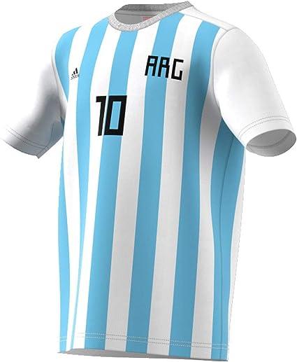adidas Maillot Messi NN Enfant: : Sports et Loisirs