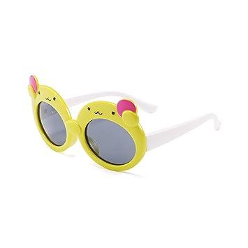Niños Clásicos Polarizados Gafas De Sol Material De Silicona, Seguro Y Seguro-UV400 Protección