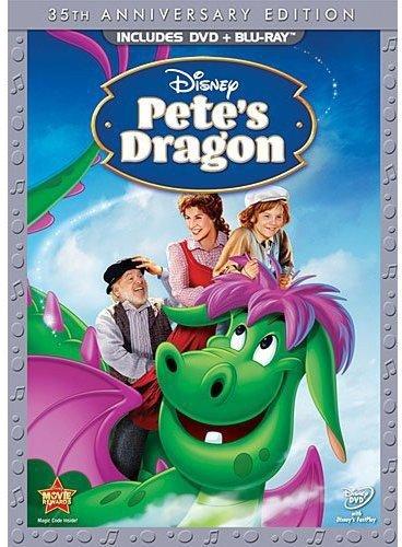 Pete's Dragon [DVD + BluRay] [Blu-ray]