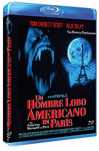 - An American Werewolf In Paris Blu-Ray (Region Free) (Spain Version)
