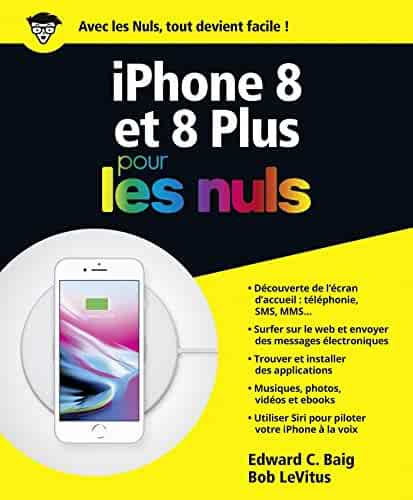 IPhone 8 Pour Les Nuls French Edition