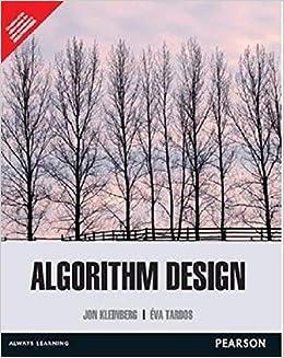 Tardos kleinberg pdf and algorithm design