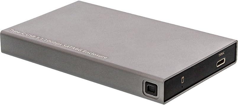 InLine 00031A caja para disco duro externo 2.5