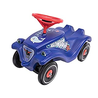 BIG Bobby Car Classic Ride On Toy, Blue