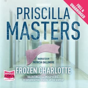 Frozen Charlotte: Martha Gunn, Book 3 Audiobook
