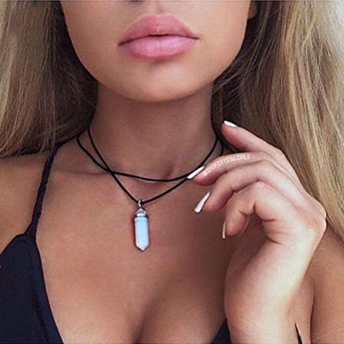 dixperfect-retro-choker-short-necklaces-with-pendant-for-women