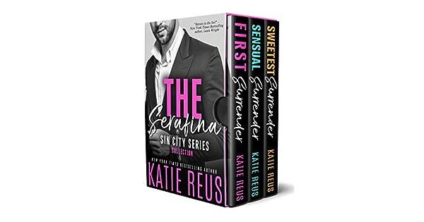 Amazon.com: The Serafina Sin City Series Collection eBook ...