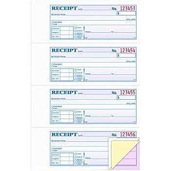rent receipt images