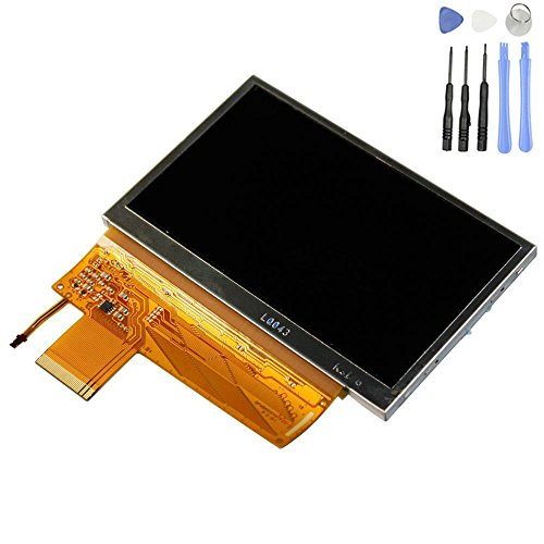 Yu@ LCD Touch Screen Display Backlight For SONY PSP 1000 1001 Series + Tools Kit ()