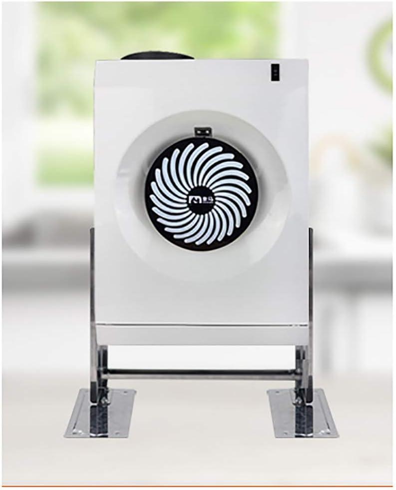Ventilador Extractor de aire Silencioso, extractor de aire Cocina, extractor de aire de pared, Ventilador Extractor de baño, Mini campana extractora,no-pipe: Amazon.es: Hogar