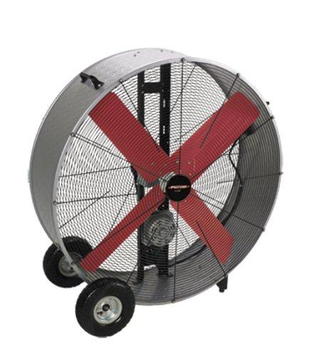 Pro-Temp High Capcity Belt-Drive Barrel Fan - 36