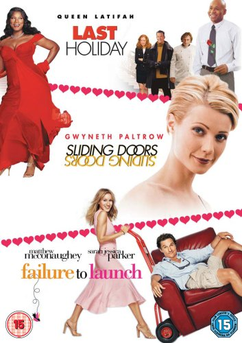 Last Holiday/Sliding Doors/Failure to Launch [Import anglais]