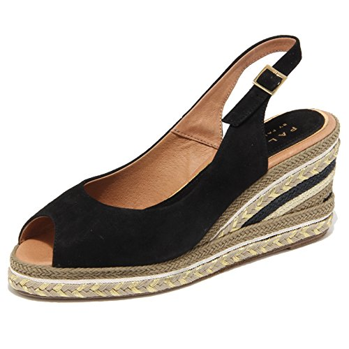 Sandals Shoes Sandalo Woman Palomitas Nero Donna 2477n q7UOT