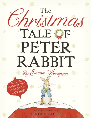 The Christmas Tale of Peter Rabbit Beatrix Potter Christmas
