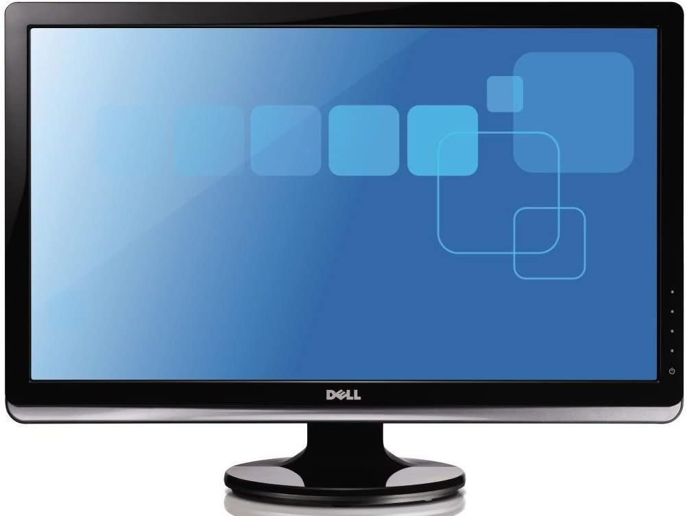 Dell ST2421L 24-Inch Screen LED-lit Monitor (Discontinued by Manufacturer)