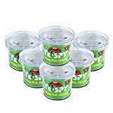 AlleTechPlus Critter Cage Magnifying Bug Reviewer Kid's Toy, Nature Exploration Toys Insect Magnifier Backyard Explorer (6 packs)